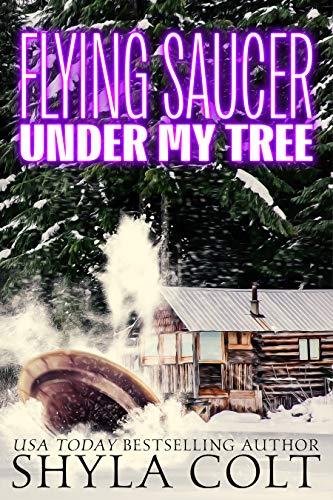 Flying Saucer Under My Tree