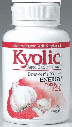 KYOLIC #101 AGED GARLIC EXTRACT, 200 TAB by Kyolic