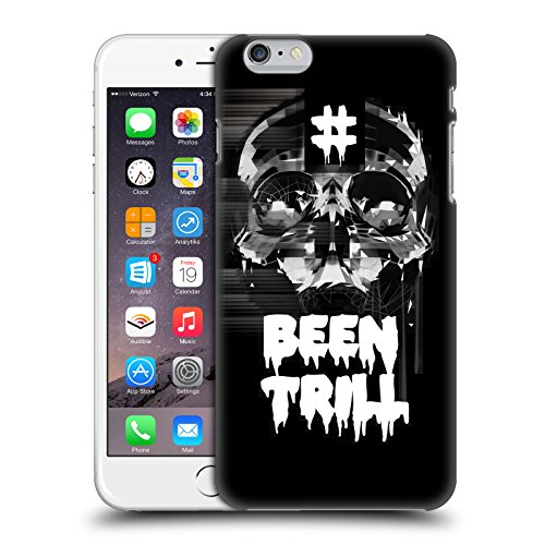 Official Been Trill Polyskull 3D Scans Hard Back Case for Apple iPhone 6 Plus / 6s Plus