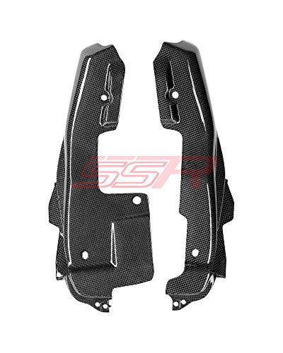 (2014-2016) Yamaha FZ09 / MT09 Carbon Fiber Rear Under Tail/seat Side Panel Cover Fairings