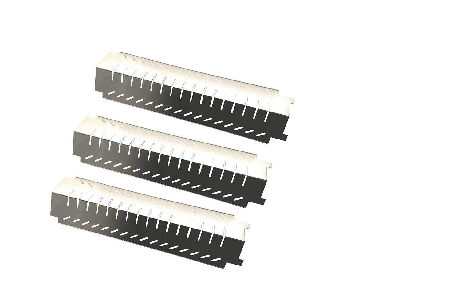 (3 PACK) Replacement Stainless Steel Heat Plate For Centro, Charbroil, Front Avenue, Kirkland and Thermos Gas Grill Models grill parts