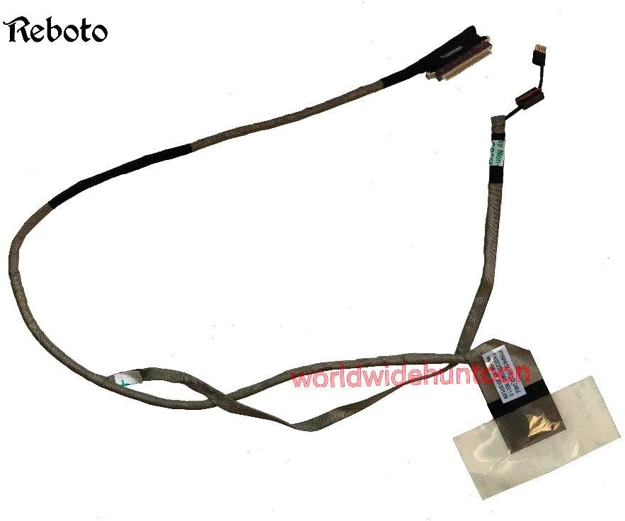 Cables LCD Flexible Screen Video Cable for Acer Aspire 7560 7560G 7750 7750G for Gateway NV75S NV77H Laptop PN DC020017W10 Rev 1.0 - (Cable Length: Original)