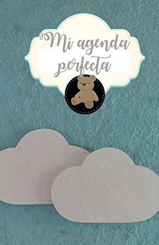Mi agenda perfecta: interior a color (Spanish Edition ...