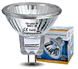 10 x MR11 20w Halogen Light Bulbs Lamp 12v