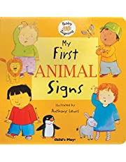 My First Animal Signs: American Sign Language