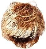 Hairdo Hairuwear Raquel Welch Go for It Collection Boy Cut Short Hair Wig with Longer Layers, R29s+ Glazed Strawberry