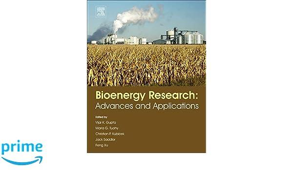 Bioenergy Research: Advances and Applications: Vijai G  Gupta, Maria