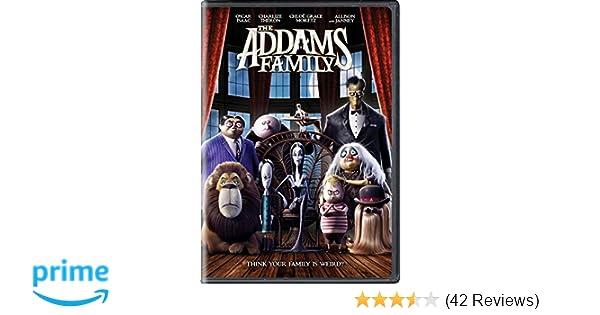 Amazon.com: The Addams Family (2019): Oscar Isaac, Charlize ...