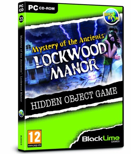 Mystery of the Ancients: Lockwood Manor (PC DVD) (UK IMPORT)