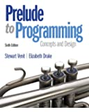 Prelude to Programming (6th Edition)