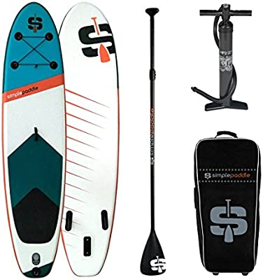 Simple Paddle Stand Up Paddle Hinchable Sup S2 10 2/310 cm ...