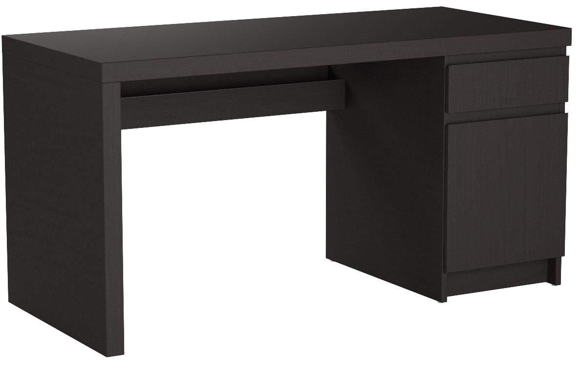 Ikea Desk, black-brown 226.5145.2230 by IKEA