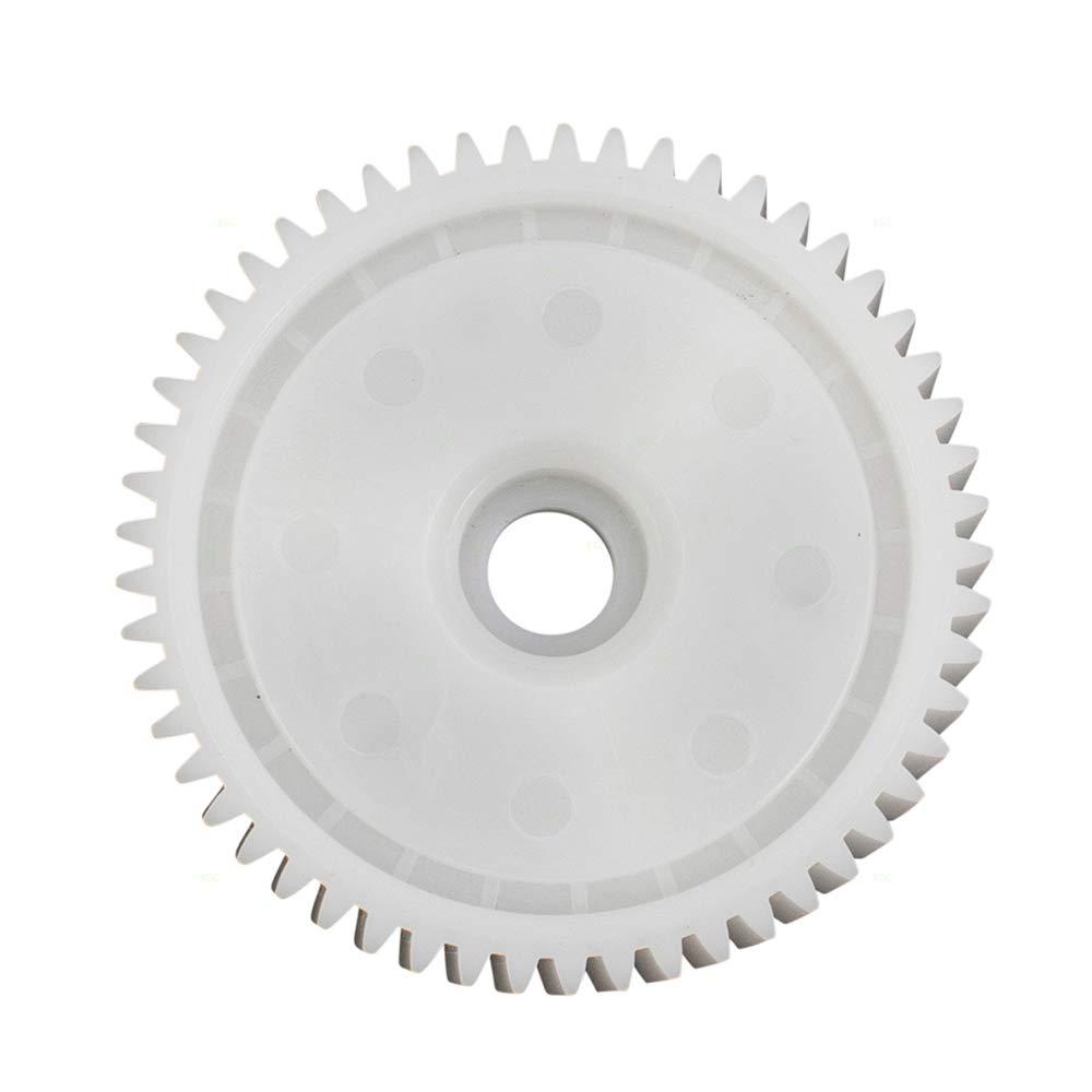 Power Window Lift Regulator Motor Gear Replacement for Mazda 3 5 6 CX-7 CX-9 RX-8 GJ6A5958XF