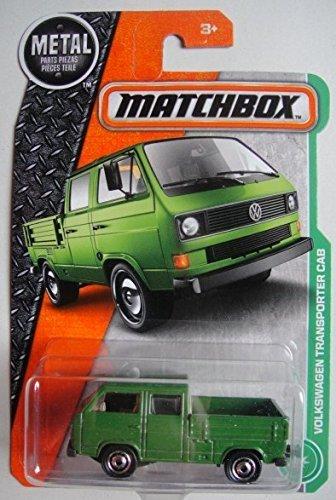 MATCHBOX GREEN VOLKSWAGEN TRANSPORTER CAB 95/125 METAL PARTS (Transporter Matchbox)
