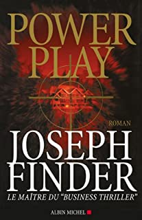 Power play : roman, Finder, Joseph