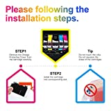 Uniwork Compatible Ink Cartridge Replacement for