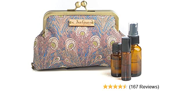 Amazon com: Sew Grown Essential Oils Carrying Cases (Medium