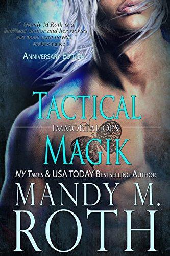 tactical magik immortal ops book 5