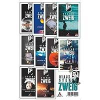 Stefan Zweig Seti 10 Kitap