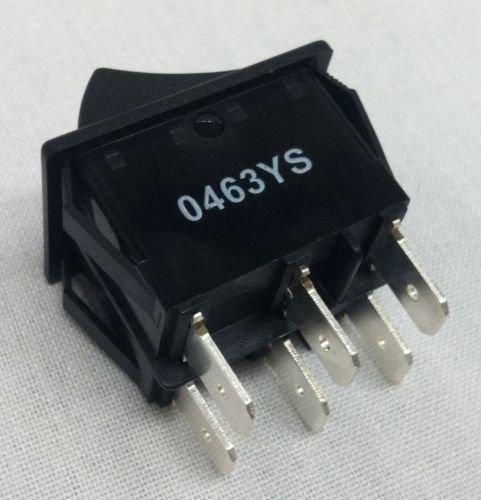 (Power Wheels 00801-1775 Shifter Rocker Switch Genuine)