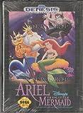 Ariel: The Little Mermaid - Sega Genesis