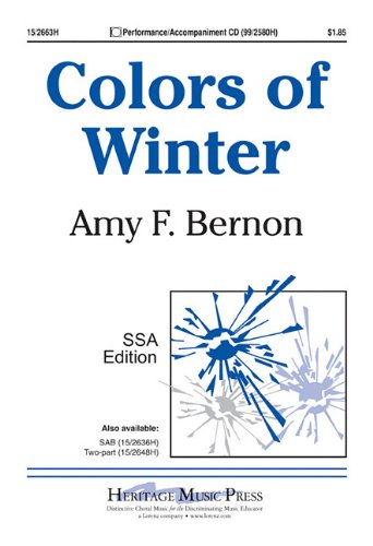 Read Online Colors of Winter pdf