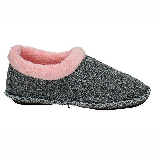 Donna Vanity Pantofole Vanity Grigio Grigio Pantofole Pantofole Vanity Pantofole Vanity Donna Donna Grigio Yx5pOqS