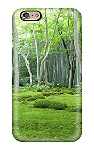 High Impact Dirt/shock Proof Case Cover For Iphone 6 (forest)