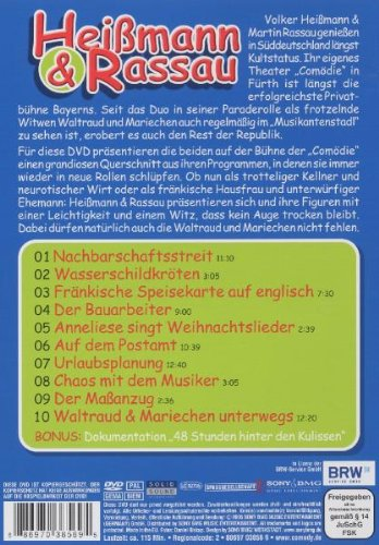 Heissmann Rassau Vol 01 Amazon De Volker Heissmann Martin