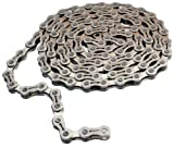 """Image of Gusset GS-9 9sp chain, 11/128"""" - silver"""