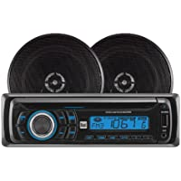 Dual CP5250 AM/FM/CD Receiver with 6.5-Inch 2-Way Speakers