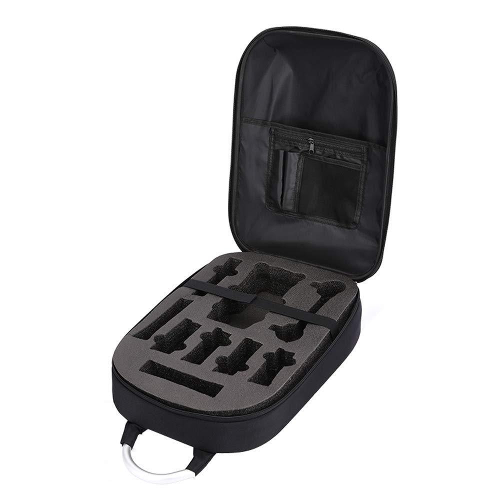 Zaino Custodia Rigida Custodia da Viaggio Dorse Custodia da Viaggio Drone ABS Borsa a Tracolla Rigida Borsa Impermeabile Compatibile con Xiaomi FIMI X8 SE RC Quadcopter Drone