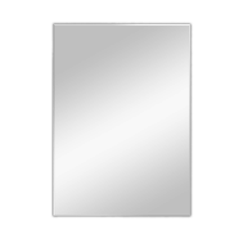 MIRROR Frameless Mirror for Bathroom, Vanity, Living Room, Bedroom (Rectangle 20'' x 30'')