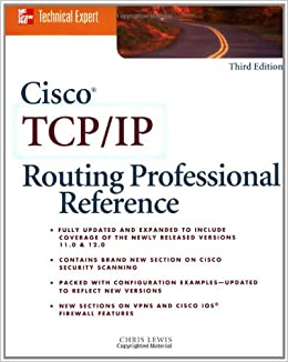 amazon cisco tcp ip routing professional reference technical