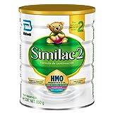 Similac | Etapa 2, Fórmula Infantil  en Polvo para bebes de 6 a 12 Meses, Contiene DHA, HMO | 850g