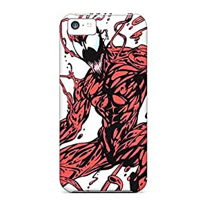 High-end phone cases Forever Collectibles Hybrid iphone 4 4s - carnage