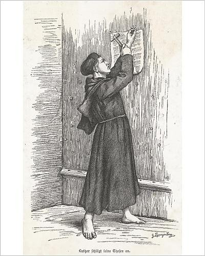 photographic-print-of-martin-luther-95-theses