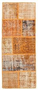 Patchwork 80x202 alfombra moderna pasillo hogar for Alfombras comedor amazon
