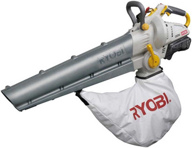 Ryobi rgbv3100 sopladora/aspiradora de motor 2 tiempos: Amazon.es ...