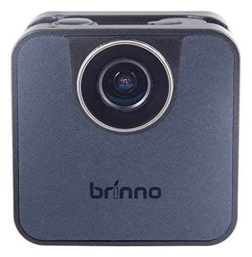 Brinno TLC120A-BK HDR Time Lapse Video Camera, Black