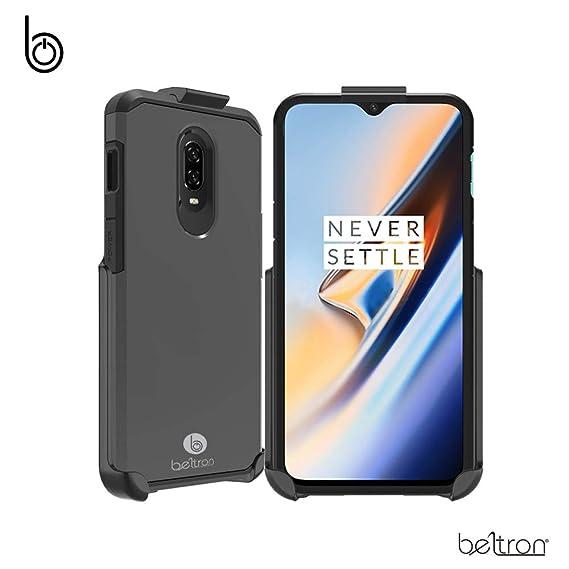 online retailer 37e6b f1cd8 Amazon.com: OnePlus 6t Case with Belt Clip, BELTRON Slim Protective ...