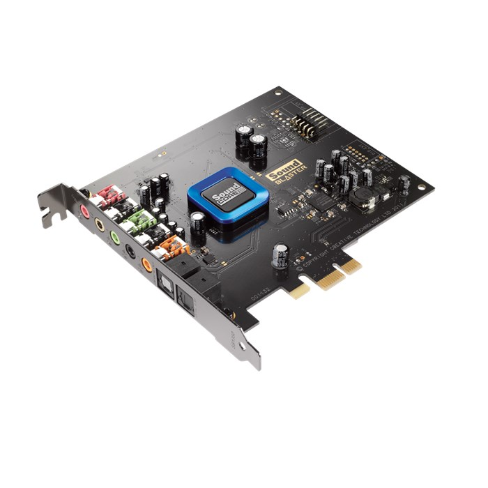 Creative Sound Blaster Recon3D THX PCIE Sound Card - Usa In Live Online Chat