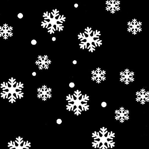 Hot Sale!DEESEE(TM)Wall Window Stickers Angel Snowflake Christmas Xmas Vinyl Art Decoration Decals ()