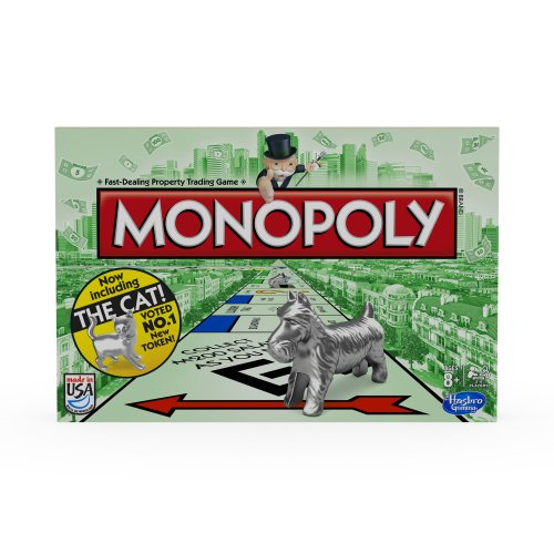 picture of a monopoly game board - 1