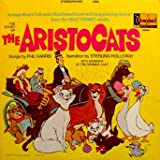 The Aristocats / Songs By Phil Harris / Narration by Stanley Holloway (Illustrated)