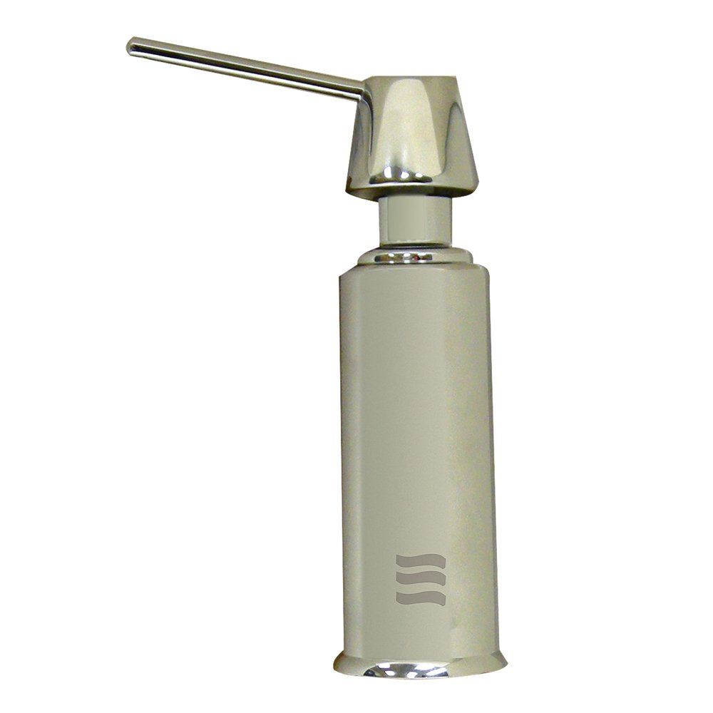 Amazon.com: Danco 89503 Air Gap Soap Dispenser With Stright Nozzle, Brushed  Nickel: Home Improvement