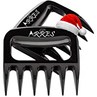 Arres Pulled Pork Claws & Meat Shredder - BBQ Grill Tools...
