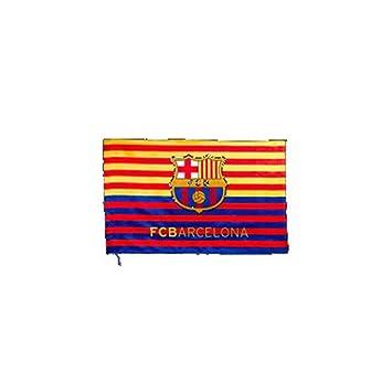 BANDERA FC BARCELONA HORIZONTAL 150X100 CM  Amazon.es  Deportes y ... 982ec89a910