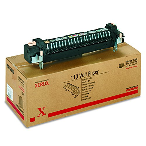 XEROX 115R00025 Fuser, 110v, for xerox phaser 7750 laser printer, 60,000 pages