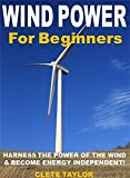 Wind Power for Beginners: Harness The Power Of The Wind & Become Energy Independent!